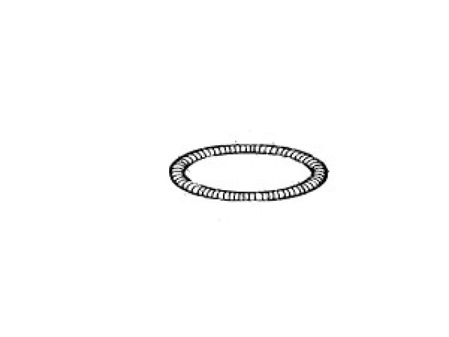 JAGUAR XJ6 & XJ12 1987 - 1994 FUEL LATCH AND FILLER CAP PETROL SPRING CLIP. PART- HNA3106AA