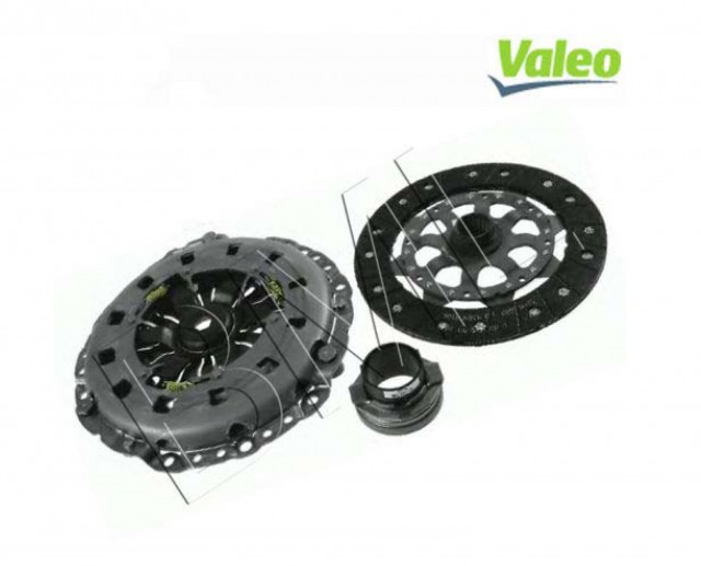 BMW SERIES 3 E46/E90/E91/E93 CLUTCH KIT OE. PART- 21 12 7 527 667 / 826937VA
