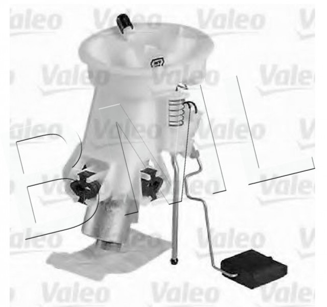 BMW SERIES 3 E36 FUEL PUMP OE. PART- 16 14 1 182 842 / 347143VA