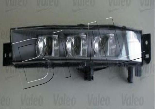 BMW SERIES 6 CONVERTIBLE F12 2011 ON FOG LAMP LEFT HAND OE . 63 17 7 234 928 / 44563VA
