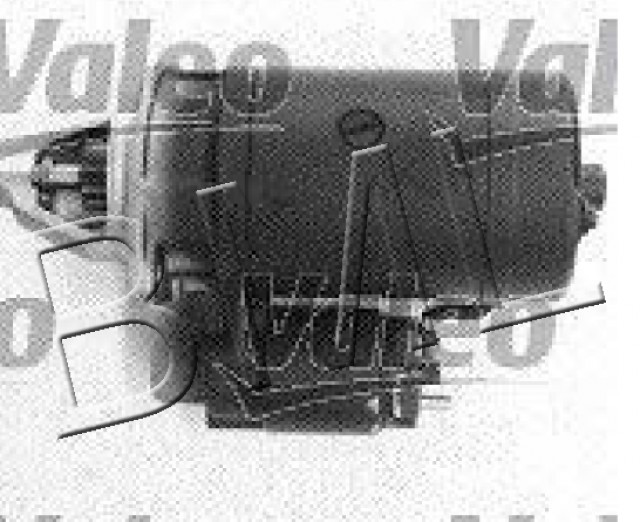 BMW SERIES 2500 3.3(E3) 1968-1977 STARTER OE. PART- 12 41 1 271 749 / 455681VA