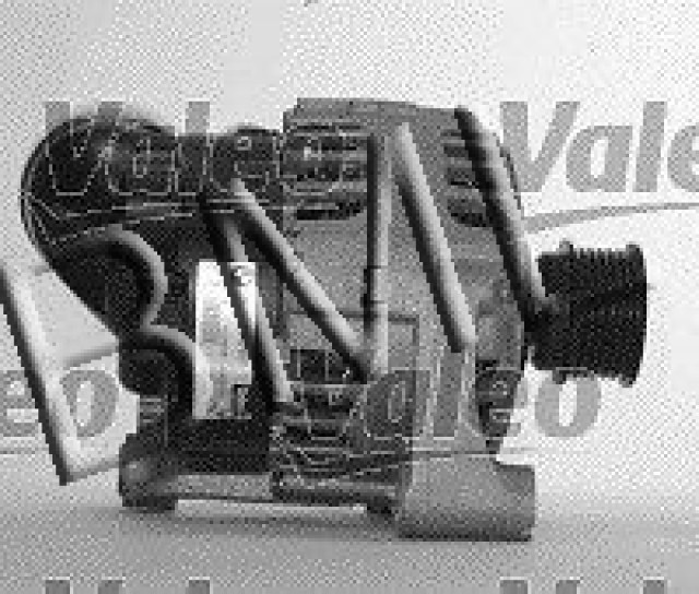 BMW SERIES 5 E39 1995 TO 2003 ALTERNATOR OE. PART- 12 31 7 501 687 / 437366VA