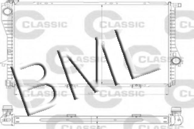 BMW SERIES 7 E38 1994 TO 2001 RADIATOR OE. PART- 17 11 1 436 060 / 234277VA