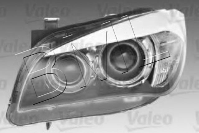 BMW SERIES X1 E84 2009 RIGHT HAND HEAD LAMP OE. PART- 63 11 2 993 494 / 44298VA