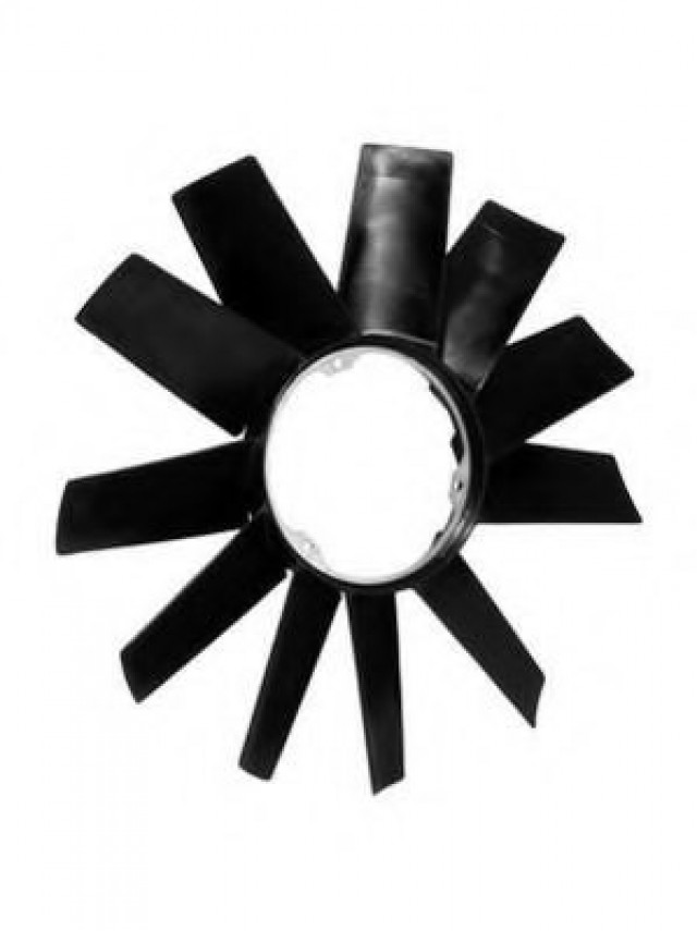 BMW SERIES 5 E34 1988 TO 1996 FAN BLADE OE PART 11 52 1 712 110 / 19257AFD