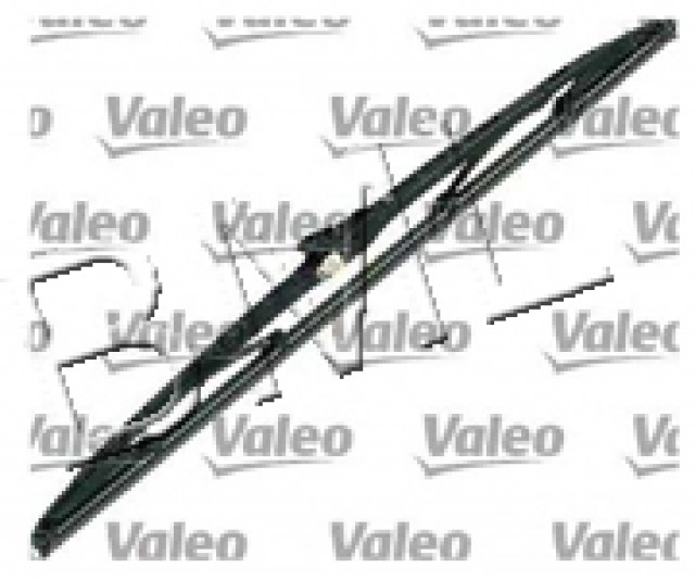 BMW SERIES 3 E21 1975 TO 1984 FRONT WIPER BLADE OE. PART- SWF116122 / 116122VA