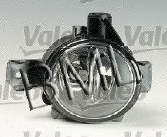 BMW SERIES X3 E83 2004 FOG LAMP LEFT HAND OE. PART- 63 17 6 924 655 / 88893VA