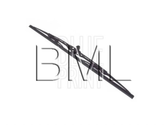BMW SERIES 3 E30 1982 TO 1992 WIPER BLADE FRONT OE. PART- PJ132 / AD20HC500FD