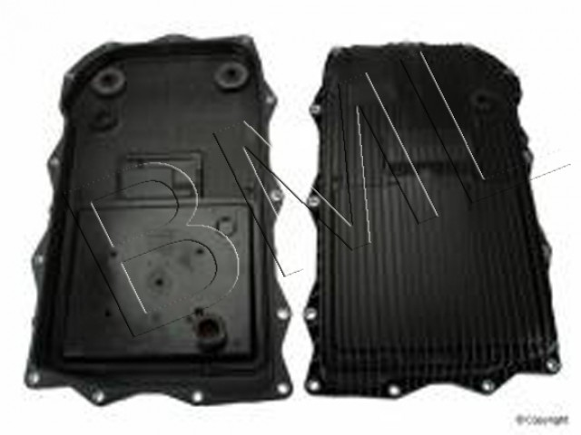 BMW X5 E70, TRANSMISSION OIL CHANGE 2007 TO 2012 OE PART 24 11 7 624 192 / SP0902FD
