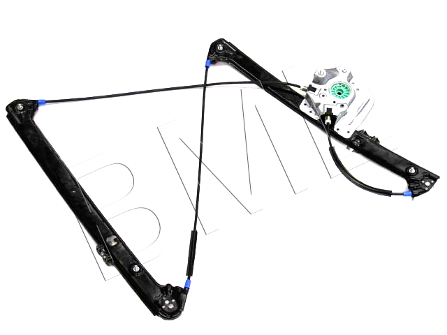 BMW X5 E53 WINDOW REGULATOR FRONT LEFT WITHOUT MOTOR 1999 TO 2006 OE PART 51 33 8 254 911 / ZRBM709LFD