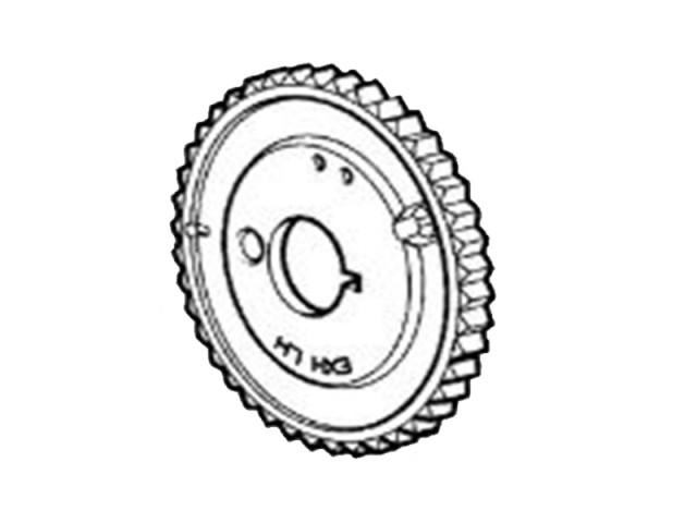 JAGUAR S-TYPE 1999 - 2008 CAMSHAFT AND VALVES V6 PETROL –CAMSHAFT SPROCKET. PART- C2S4990