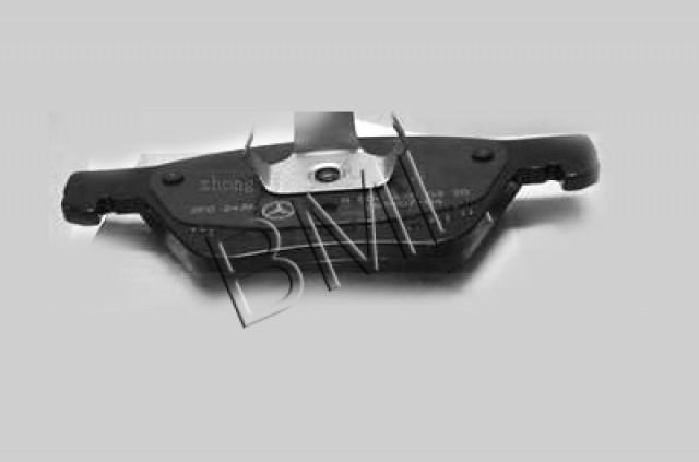 MERCEDES-BENZ S-CLASS W140 1991 - 1998 FRONT BRAKE PAD. PART- 002 420 0320 / GDB1122FD