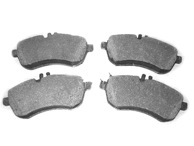 MERCEDES BENZ C-CLASS W204 2007 FRONT BRAKE PADS. PART- 005 420 0820 / BBP0327FD