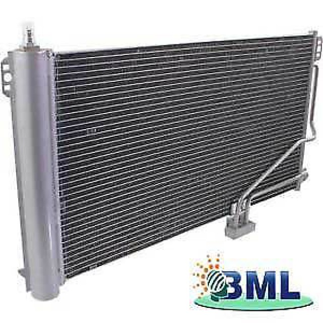 MERCEDES BENZ SLK R171 2004 TO 2011 CONDENSER. PART- 1715000154 / 814186VA