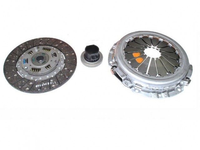 LAND ROVER CLUTCH FRICTION PLATE, COVER AND RELEASE BEARING KIT PARTS- STC8358BB