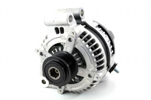 LAND ROVER – ALTERNATOR- PR2 DENSO.PART- LR072756