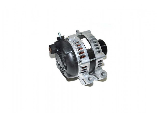LAND ROVER – ALTERNATOR- GENUINE- FOR PETROL.PART- LR065246LR