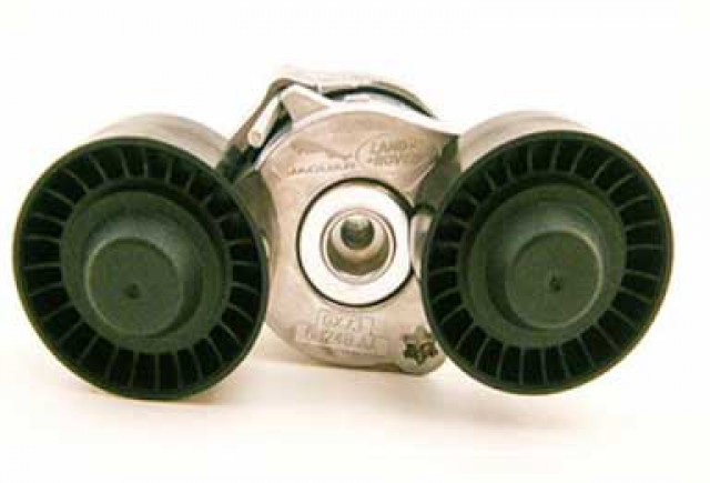 LAND ROVER -- PULLEY - TENSION GENUINE - LR114017
