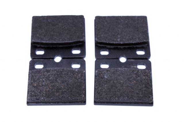 JAGUAR S-TYPE 1999 - 2008 REAR ELECTRIC BRAKE PAD. PART- C2C13800 / GDB1641FD