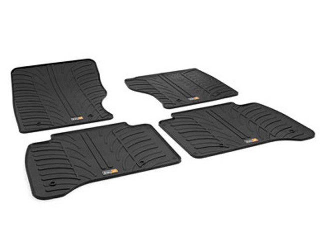 FLOOR MATS (RHD) RR 2012 ON RRS 2013 ON - RUBBER VERSION OF VPLGS0149. PART GI200