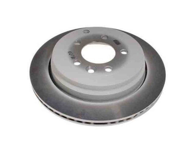 BRAKE DISC - REAR - VENTED - D3/D4/RRS 05-09. PART SDB000636G