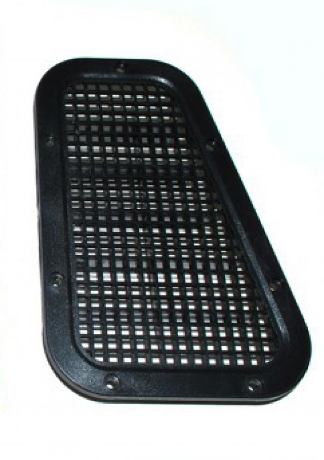 GRILLE - INDUCTION - DEF 1983 TO 2006 LHD RH. PART AWR2214