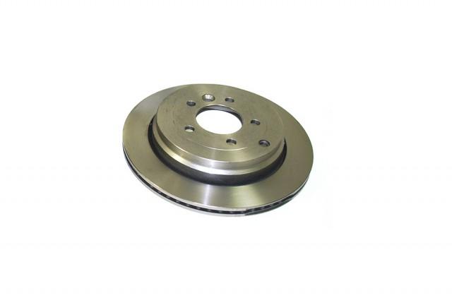 BRAKE DISC - REAR - VENTED - D3/D4/RRS 05-09 DELPHI. PART SDB000636AP