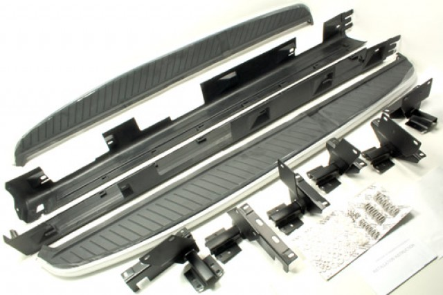 SIDE STEPS FITS RR SPORT > 2013 GENUINE. PART VPLSP0040LR