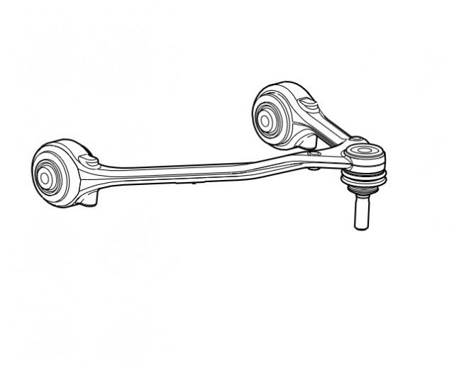 JAGUAR X351 AWD 3.0SC UPPER RH FRONT WISHBONE. PART C2D36805-R