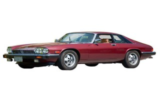JAGUAR XJS SPORTS COUPE 1975 - 1996